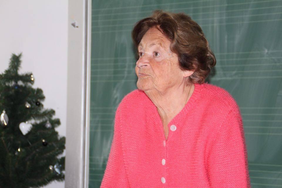 Die Zeitzeugin Lucia Heilman