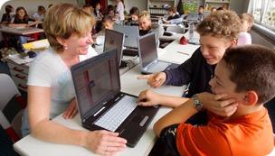 Die Schule muss endlich im 21. Jahrhundert ankommen!