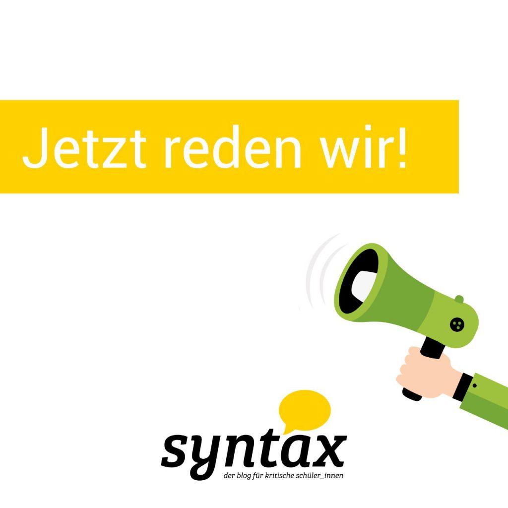 Syntax Redaktion