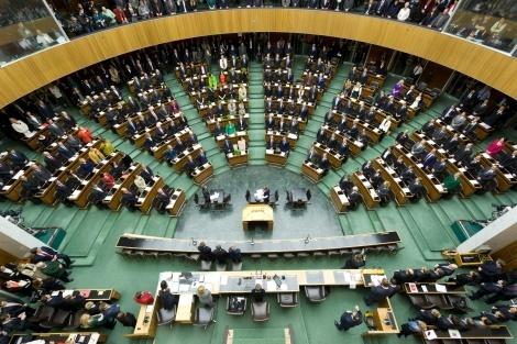 Parlamentsdirektion/Zolles