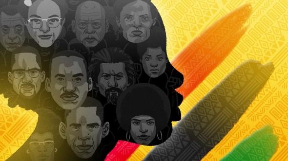 Menschen aus der Black History