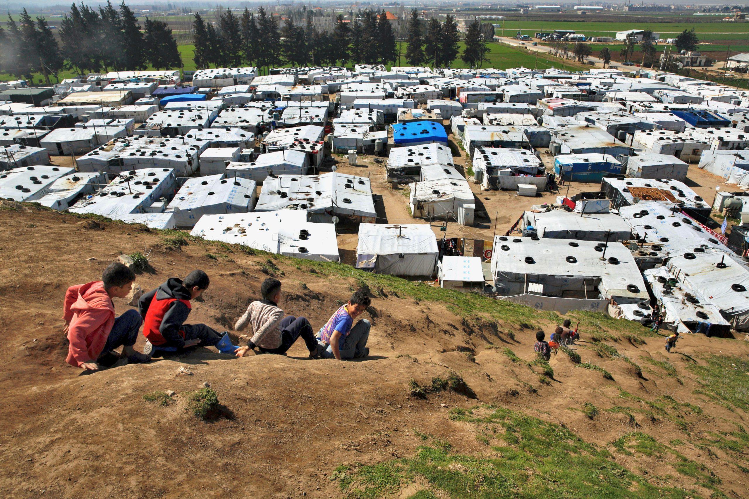 Bilal Hussein/AP